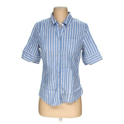 American Eagle Outfitters Button-down Shirt in size 8 at up to 95% Off - Swap.com