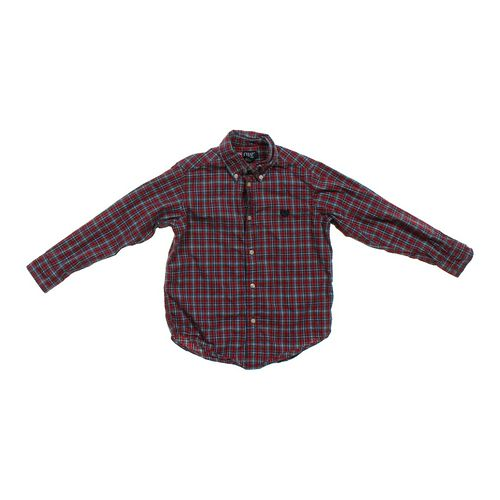 Chaps Button-down Shirt in size 6 at up to 95% Off - Swap.com