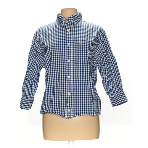 Croft & Barrow Button-down Shirt in size M at up to 95% Off - Swap.com