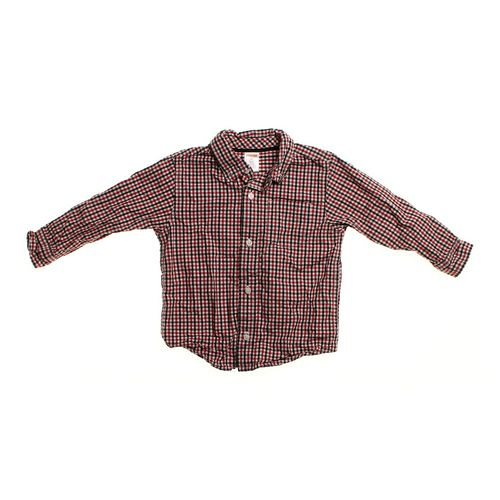Gymboree Button-down Shirt in size 2/2T at up to 95% Off - Swap.com