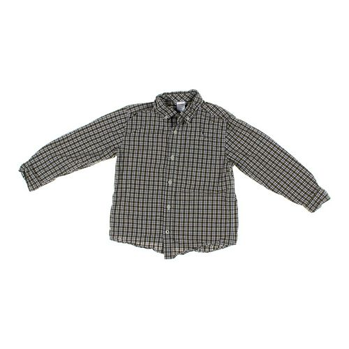 Gymboree Button-down Shirt in size 5/5T at up to 95% Off - Swap.com