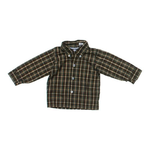 Happy Fella Button-down Shirt in size 18 mo at up to 95% Off - Swap.com