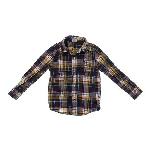 Healthtex Button-down Shirt in size 5/5T at up to 95% Off - Swap.com