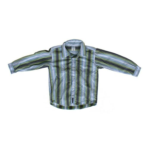 Old Navy Button-Down Shirt in size 4/4T at up to 95% Off - Swap.com