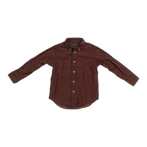 Ralph Lauren Button-down Shirt in size 4/4T at up to 95% Off - Swap.com