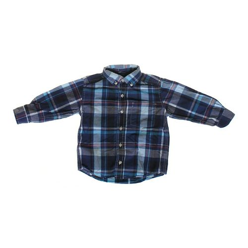 The Children's Place Button-down Shirt in size 3/3T at up to 95% Off - Swap.com
