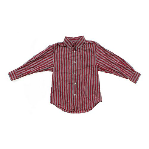 The Children's Place Button-down Shirt in size 6 at up to 95% Off - Swap.com