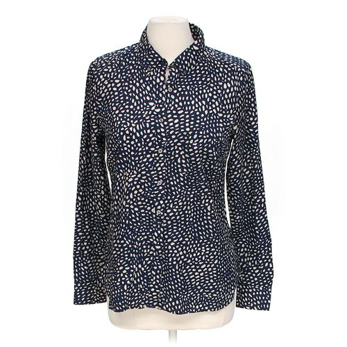 Gap Button-down Shirt in size M at up to 95% Off - Swap.com