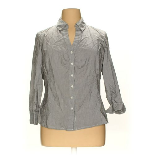 Larry Levine Button-down Shirt in size XL at up to 95% Off - Swap.com