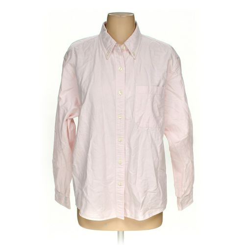L.L.Bean Button-down Shirt in size M at up to 95% Off - Swap.com