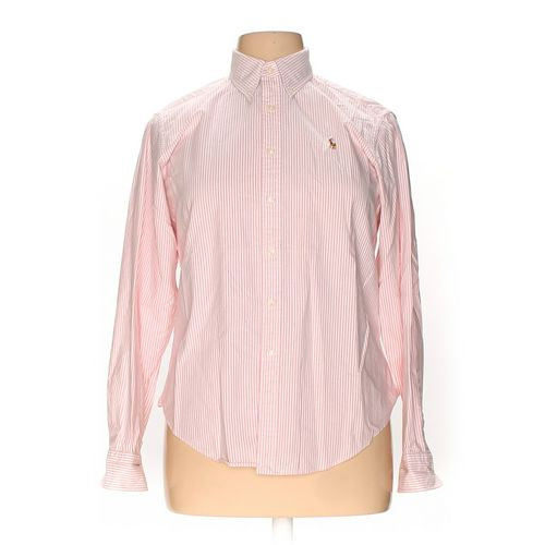 Ralph Lauren Button-down Shirt in size 14 at up to 95% Off - Swap.com