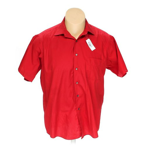 """Arrow Button-down Short Sleeve Shirt in size 54"""" Chest at up to 95% Off - Swap.com"""