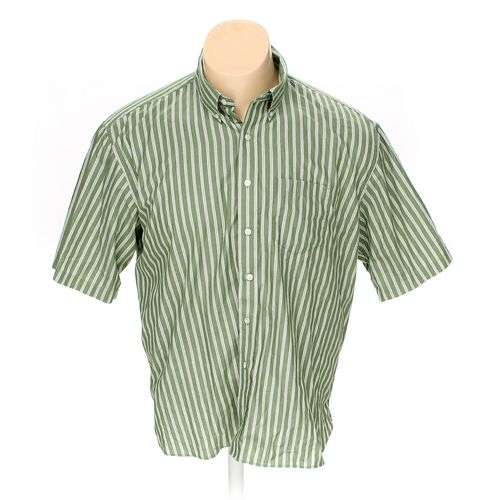 Arrow Button-down Short Sleeve Shirt in size XXL at up to 95% Off - Swap.com