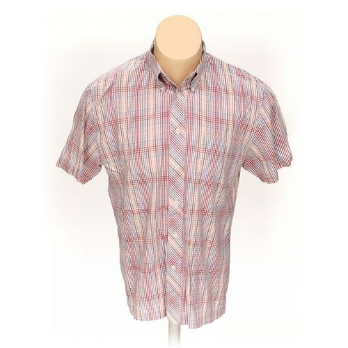 Ben Sherman Button-down Short Sleeve Shirt in size L at up to 95% Off - Swap.com