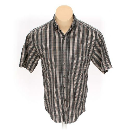 Catalina Button-down Short Sleeve Shirt in size L at up to 95% Off - Swap.com