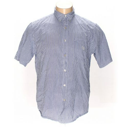 Chaps Button-down Short Sleeve Shirt in size XL at up to 95% Off - Swap.com