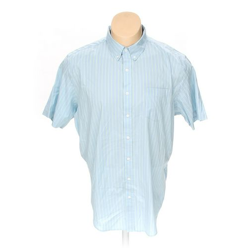 Croft & Barrow Button-down Short Sleeve Shirt in size XXL at up to 95% Off - Swap.com