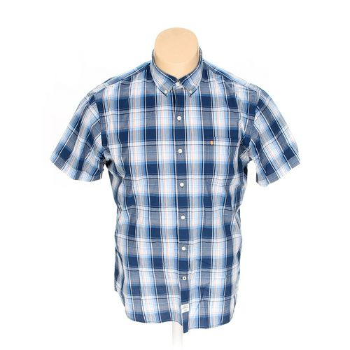 Izod Button-down Short Sleeve Shirt in size XXL at up to 95% Off - Swap.com