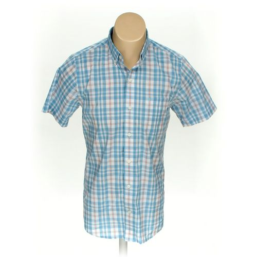 Izod Button-down Short Sleeve Shirt in size S at up to 95% Off - Swap.com