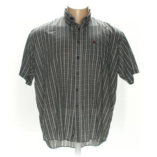 Knights Sportswear Button-down Short Sleeve Shirt in size 2XL at up to 95% Off - Swap.com