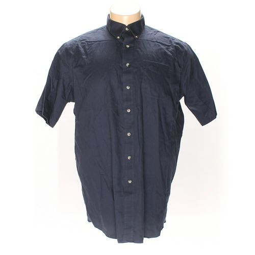 L.L.Bean Button-down Short Sleeve Shirt in size XXL at up to 95% Off - Swap.com
