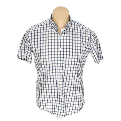 "Mexx Button-down Short Sleeve Shirt in size 46"" Chest at up to 95% Off - Swap.com"