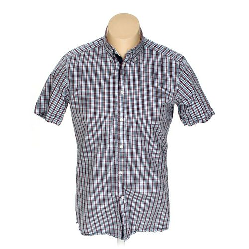 """Mexx Button-down Short Sleeve Shirt in size 46"""" Chest at up to 95% Off - Swap.com"""