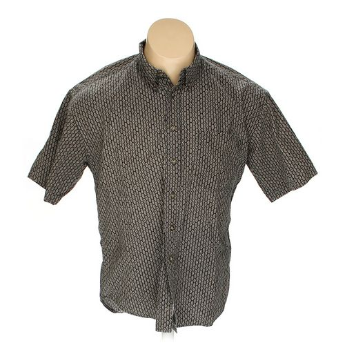 Munsingwear Button-down Short Sleeve Shirt in size L at up to 95% Off - Swap.com