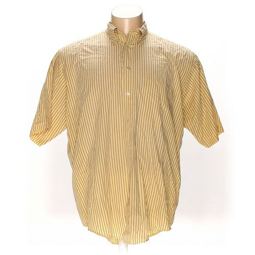 Nautica Button-down Short Sleeve Shirt in size XL at up to 95% Off - Swap.com