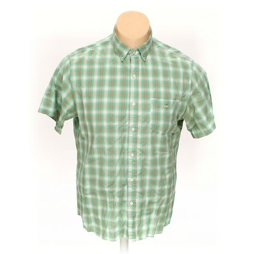 NIKE Button-down Short Sleeve Shirt in size XL at up to 95% Off - Swap.com