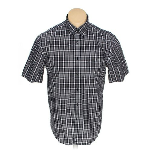 Nordstrom Rack Button-down Short Sleeve Shirt in size XL at up to 95% Off - Swap.com
