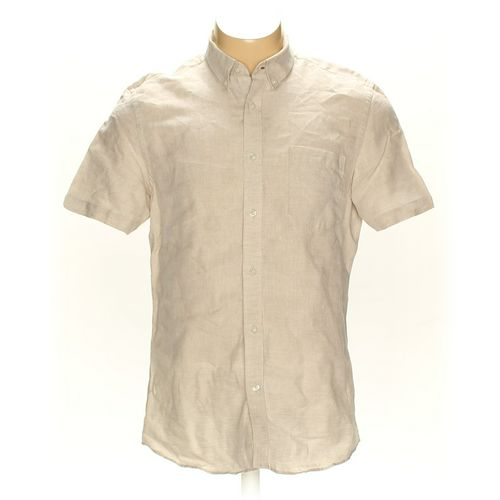 Nordstrom Button-down Short Sleeve Shirt in size L at up to 95% Off - Swap.com