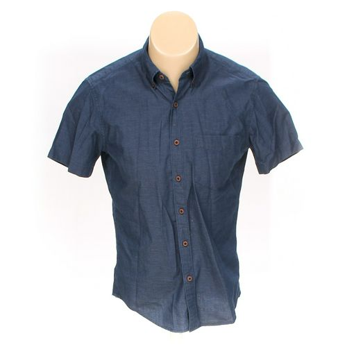 Premium Button-down Short Sleeve Shirt in size S at up to 95% Off - Swap.com