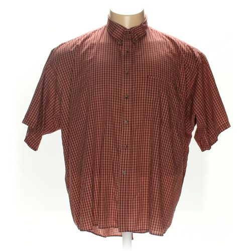 Puritan Button-down Short Sleeve Shirt in size 2XL at up to 95% Off - Swap.com