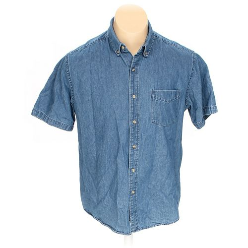 Puritan Button-down Short Sleeve Shirt in size L at up to 95% Off - Swap.com