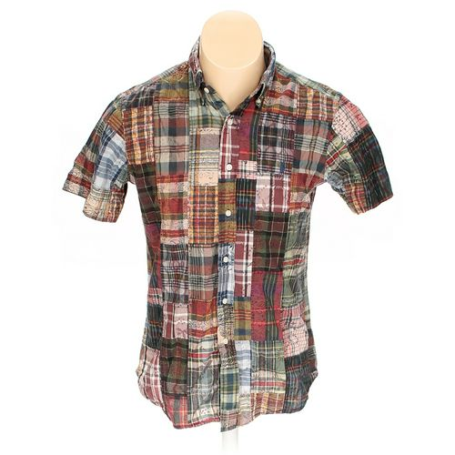 Ralph Lauren Button-down Short Sleeve Shirt in size M at up to 95% Off - Swap.com