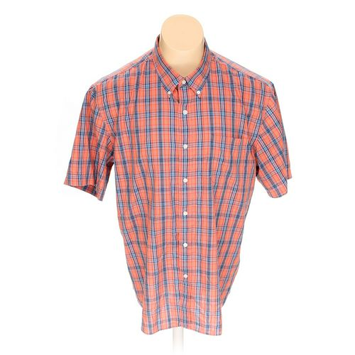 SADDLEBRED Button-down Short Sleeve Shirt in size XXL at up to 95% Off - Swap.com