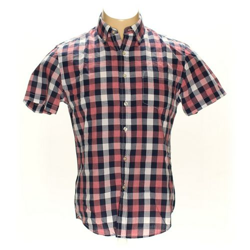 Sonoma Button-down Short Sleeve Shirt in size M at up to 95% Off - Swap.com