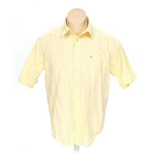 Tommy Hilfiger Button-down Short Sleeve Shirt in size XL at up to 95% Off - Swap.com