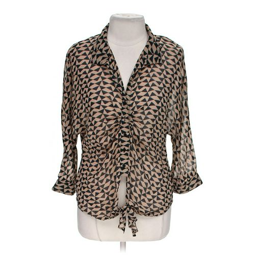 LUMIERE Button-up Blouse in size M at up to 95% Off - Swap.com