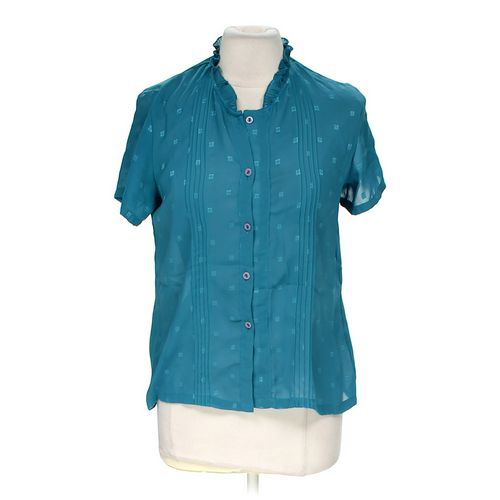 Tin Hung Button-up Blouse in size M at up to 95% Off - Swap.com