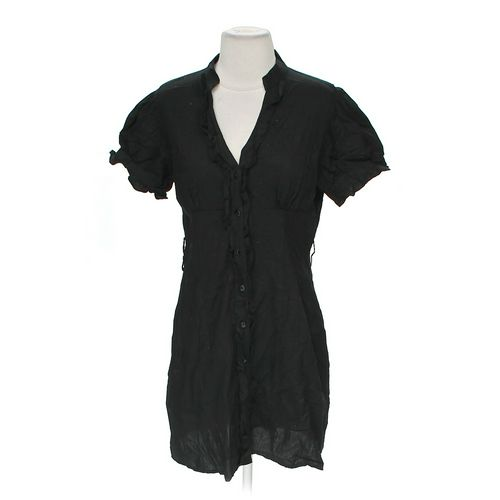 She's Cool Button-up Dress in size M at up to 95% Off - Swap.com