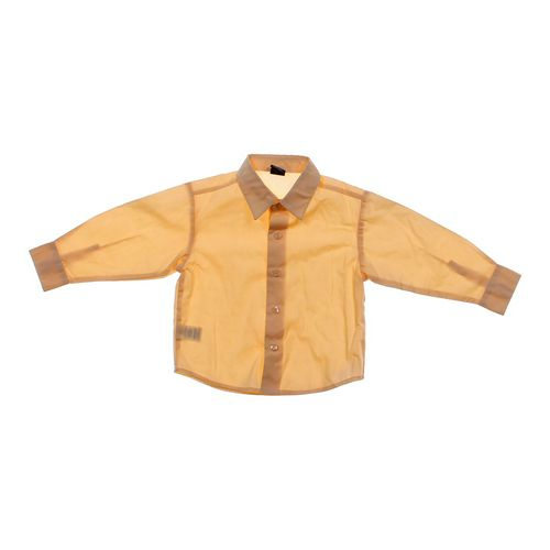 Dockers Button-up Dress Shirt in size 3/3T at up to 95% Off - Swap.com