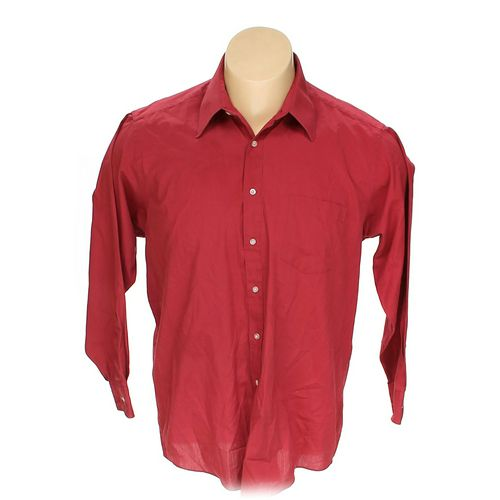 "615 Collection Button-up Long Sleeve Shirt in size 50"" Chest at up to 95% Off - Swap.com"