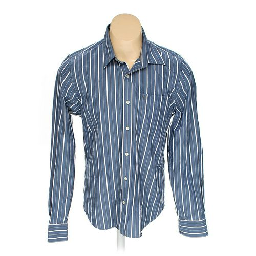 Abercrombie & Fitch Button-up Long Sleeve Shirt in size XXL at up to 95% Off - Swap.com