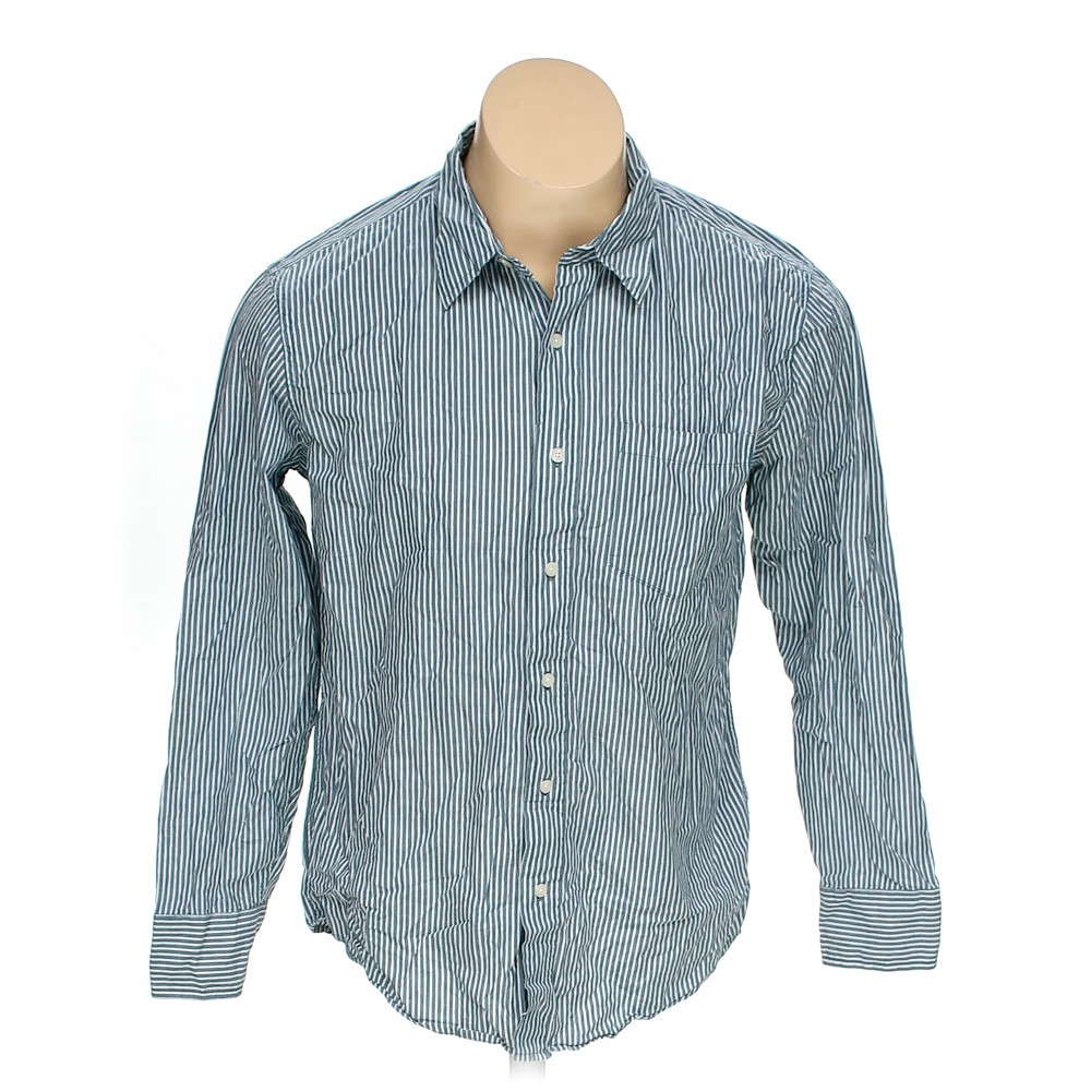 c1d2808d70185 Aéropostale Button-up Long Sleeve Shirt in size M at up to 95% Off