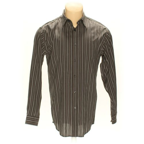 Alfani Button-up Long Sleeve Shirt in size S at up to 95% Off - Swap.com