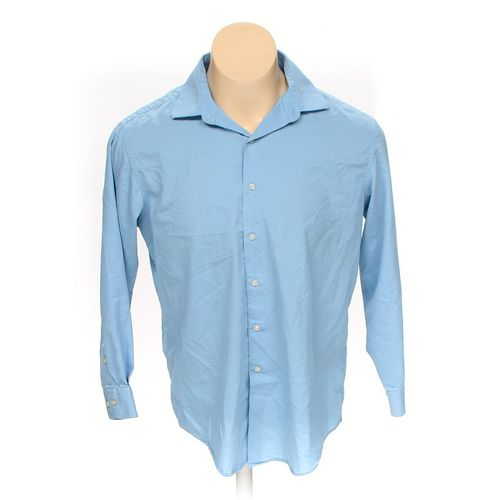 Alfani Button-up Long Sleeve Shirt in size XL at up to 95% Off - Swap.com