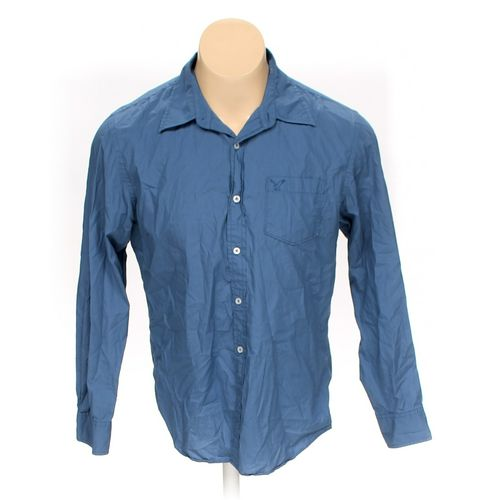 American Eagle Outfitters Button-up Long Sleeve Shirt in size L at up to 95% Off - Swap.com