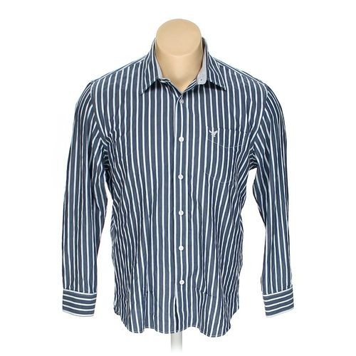 American Eagle Outfitters Button-up Long Sleeve Shirt in size XL at up to 95% Off - Swap.com